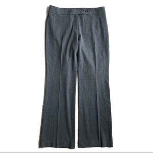 LOFT Gray JULIE Dress Pants-Sz 6